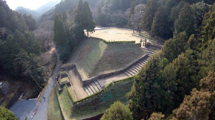 八王子城(Hachioji-Castle)