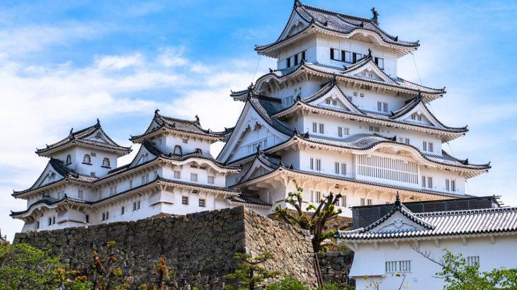 姫路城(Himeji-Castle)
