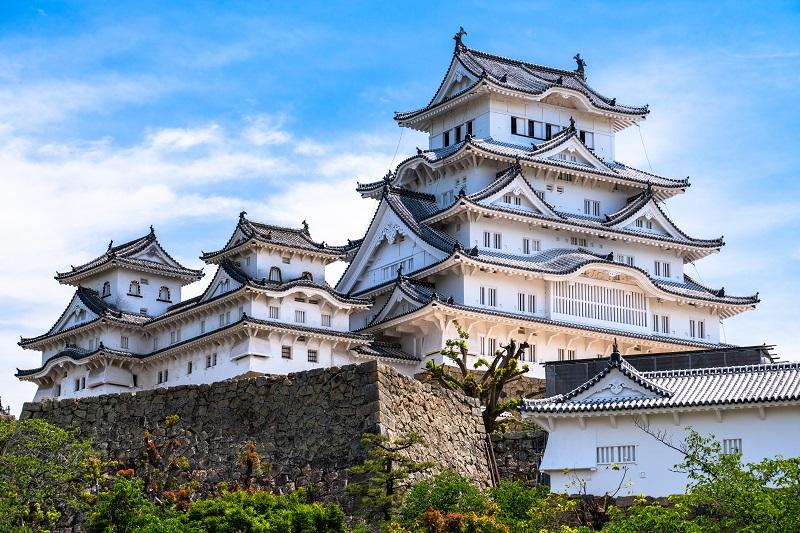 姫路城「大天守」