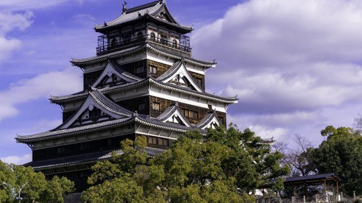 広島城(Hiroshima-Castle)