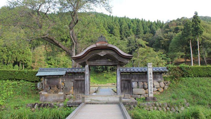 一乗谷城(Ichijodani-Castle)