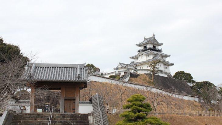掛川城(Kakegawa-Castle)