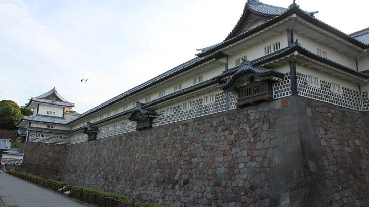 金沢城(Kanazawa-Castle)