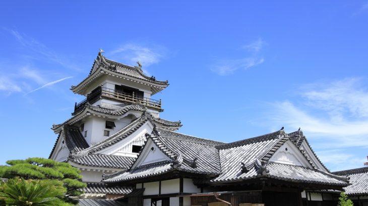高知城(Kochi-Castle)