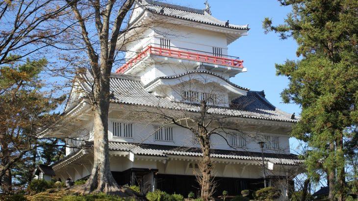 久保田城(Kubota-Castle)
