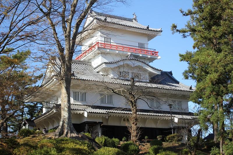 久保田城「御隅櫓」