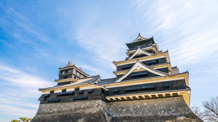 熊本城(Kumamoto-Castle)