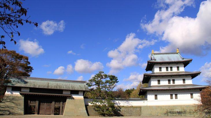 松前城(Matsumae-Castle)