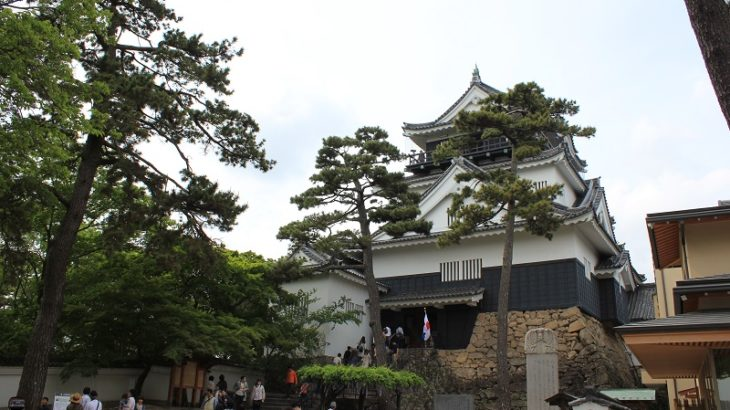 岡崎城(Okazaki-Castle)