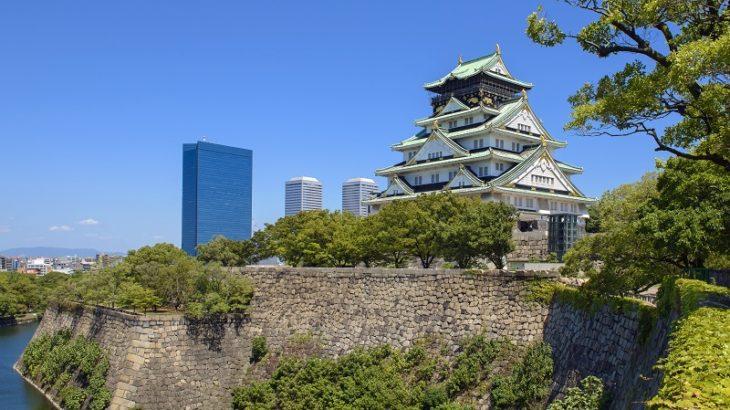 大阪城(Osaka-Castle)