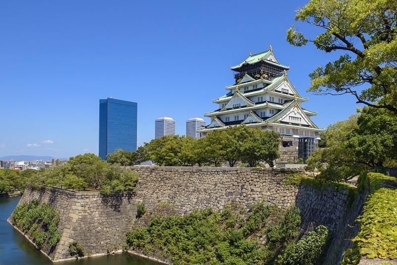 大阪城「復興天守」