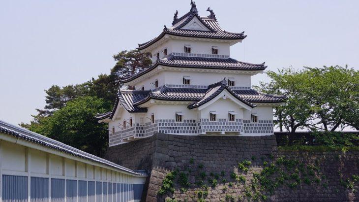 新発田城(Shibata-Castle)