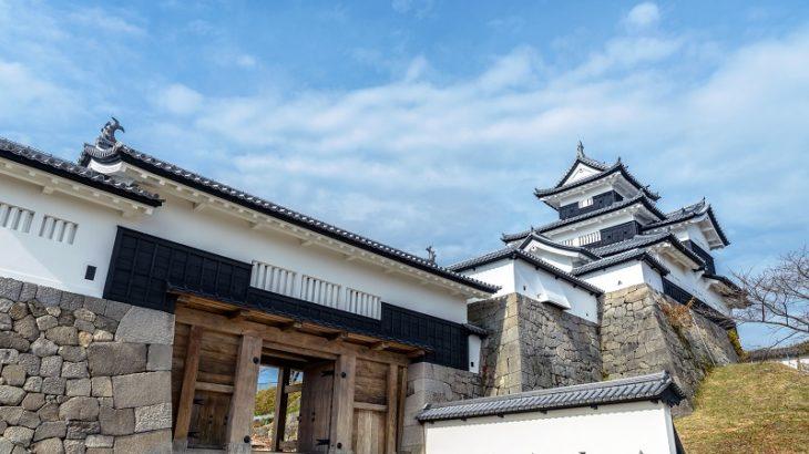 白河小峰城(Shirakawakomine-Castle)