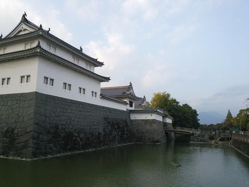 駿府城「巽櫓と東御門」