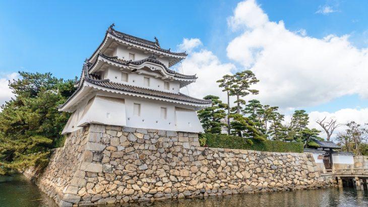 高松城(Takamatsu-Castle)