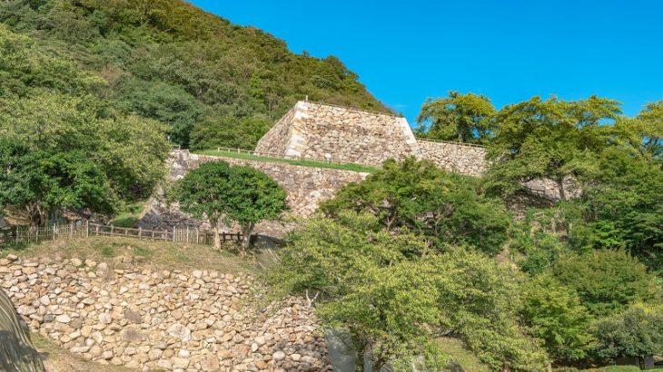鳥取城(Tottori-Castle)