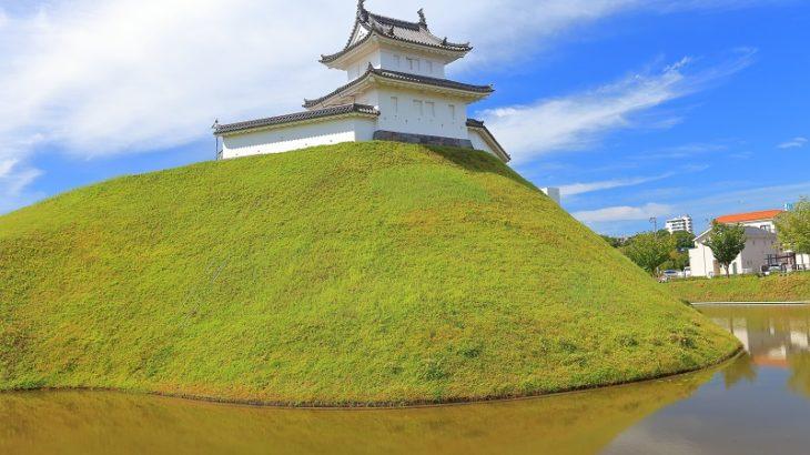 宇都宮城(Utsunomiya-Castle)