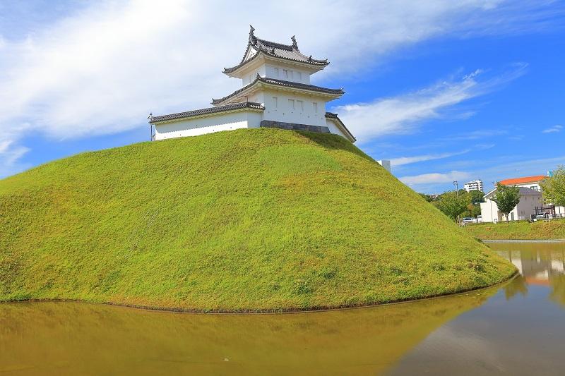 宇都宮城「富士見櫓」