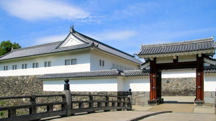 山形城(Yamagata-Castle)