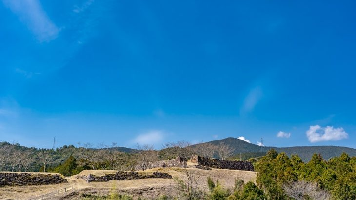 赤木城(Akagi-Castle)