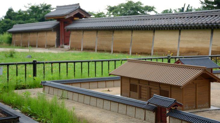 秋田城(Akita-Castle)