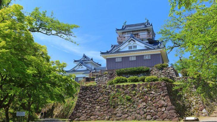 越前大野城(EchizenOno-Castle)