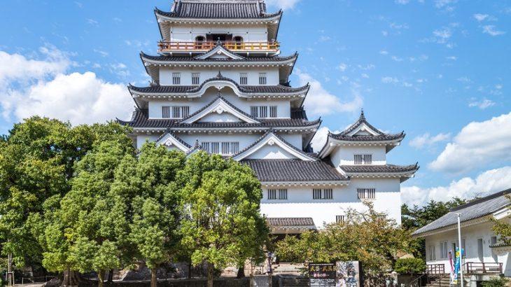 福山城(Fukuyama-Castle)