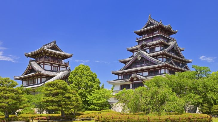 伏見城(Fushimi-Castle)