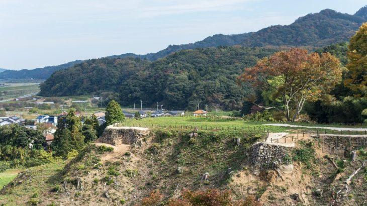 月山富田城(GassanToda-Castle)