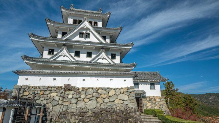 郡上八幡城(GujyoHachiman-Castle)