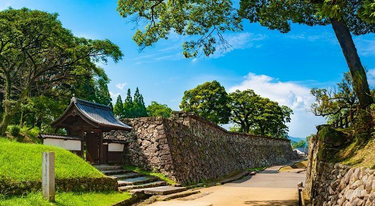 人吉城(Hitoyoshi-Castle)