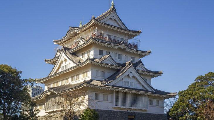亥鼻城(Inohana-Castle)