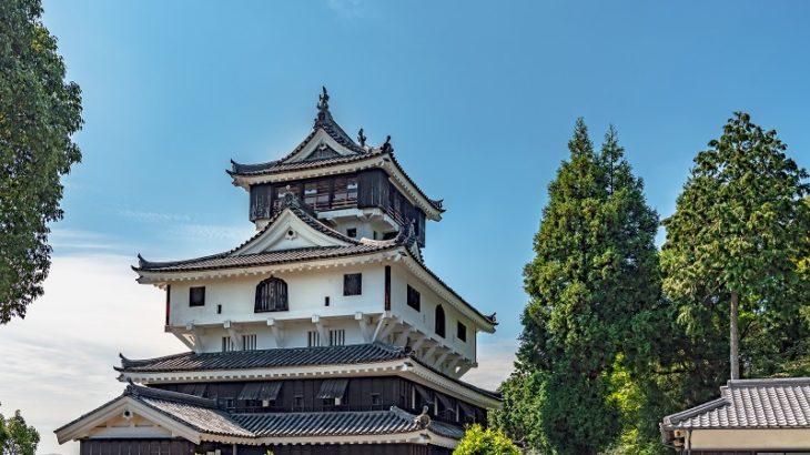 岩国城(Iwakuni-Castle)