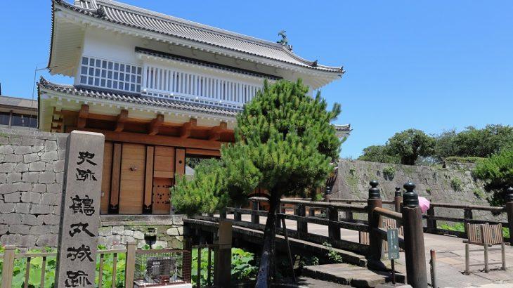 鹿児島城(Kagoshima-Castle)
