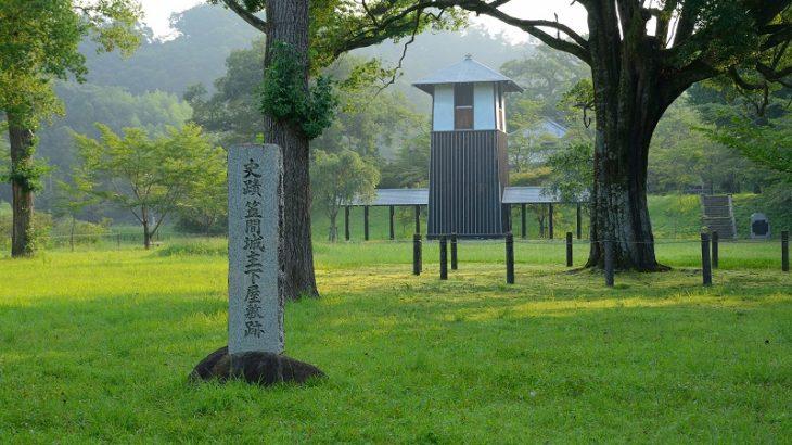 笠間城(Kasama-Castle)