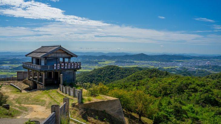 鬼ノ城(Kino-Castle)