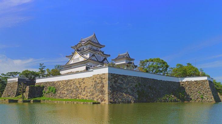 岸和田城(Kishiwada-Castle)