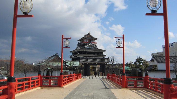 清州城(Kiyosu-Castle)