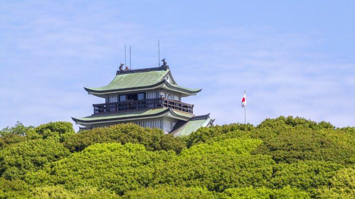 小牧山城(Komakiyama-Castle)