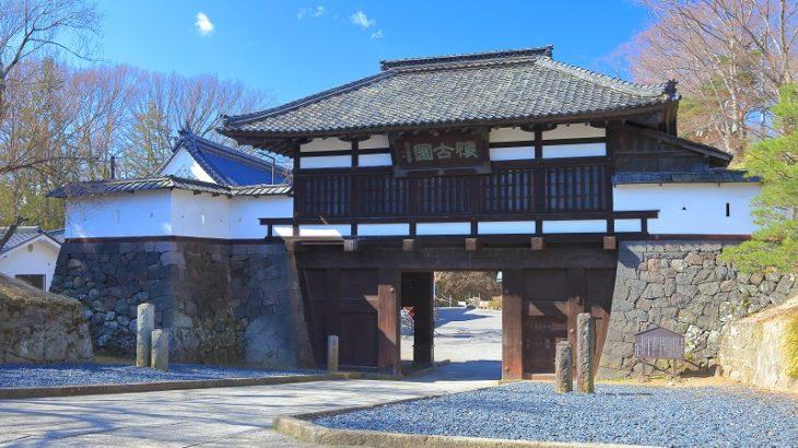 小諸城(Komoro-Castle)