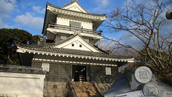 久留里城(Kururi-Castle)