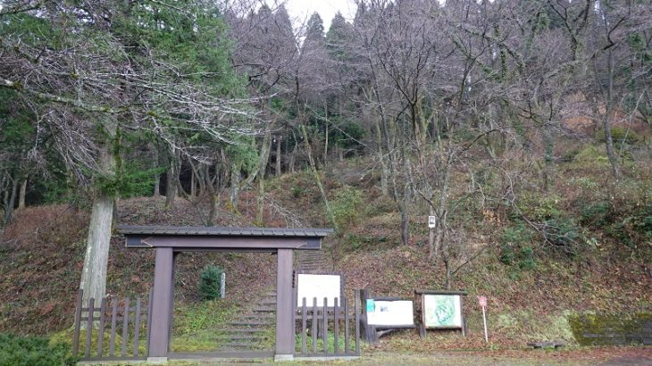 増山城(Masuyama-Castle)