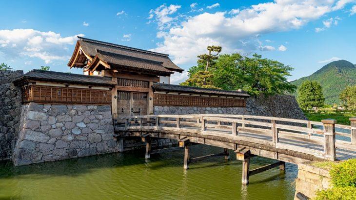 松代城(Matsushiro-Castle)