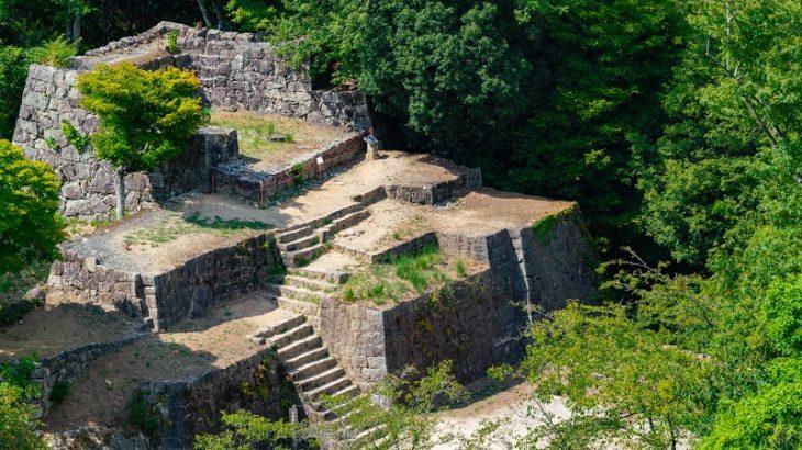 苗木城(Naegi-Castle)