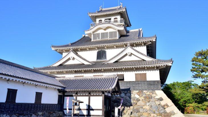 長浜城(Nagahama-Castle)