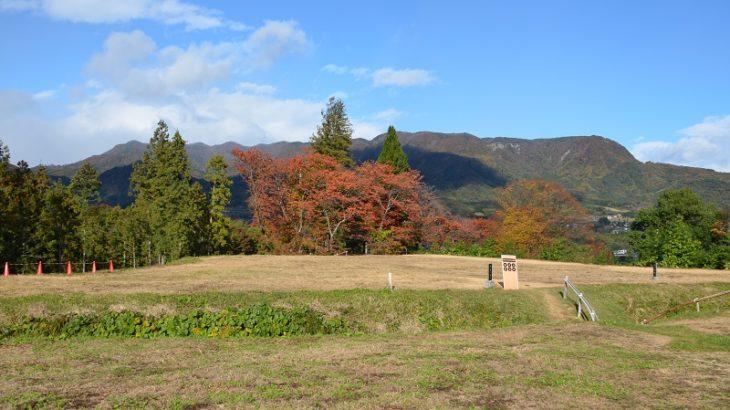 名胡桃城(Nagurumi-Castle)