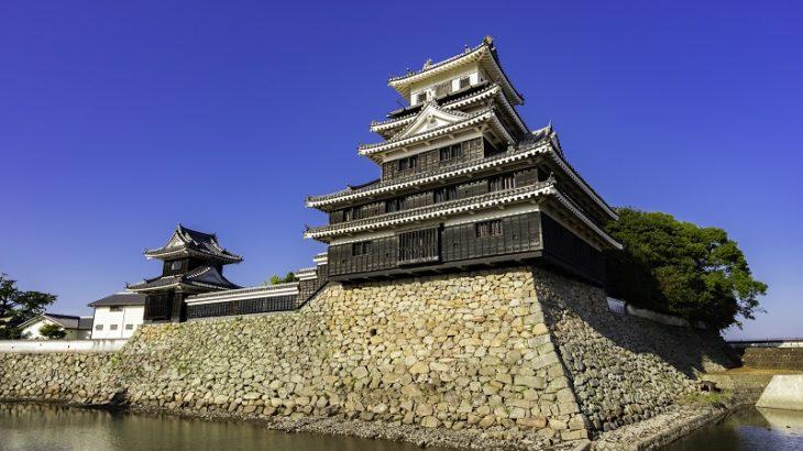 中津城(Nakatsu-Castle)