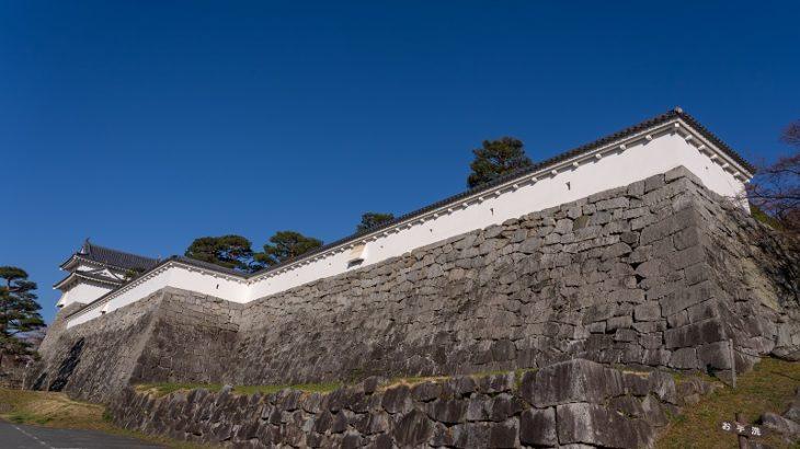 二本松城(Nihonmatsu-Castle)