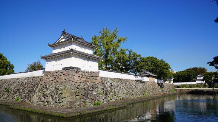 大分府内城(OitaFunai-Castle)