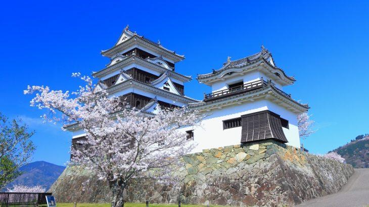 大洲城(Ozu-Castle)